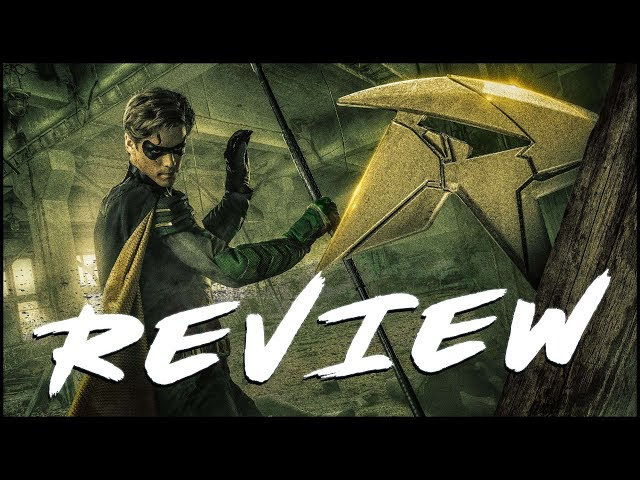 DC Universe Titans Review
