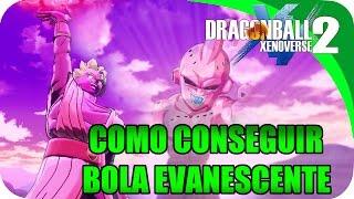 COMO CONSEGUIR BOLA EVANESCENTE  EN DRAGON BALL XENOVERSE 2 / SHOLO GAMER23 PS4 ESPAÑOL