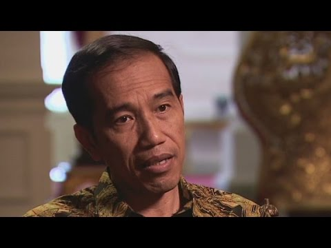 From slums to the palace: Indonesia's President Widodo