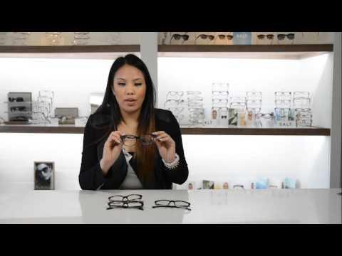 Salt Optics Eyewear at Advanced Eyecare Center