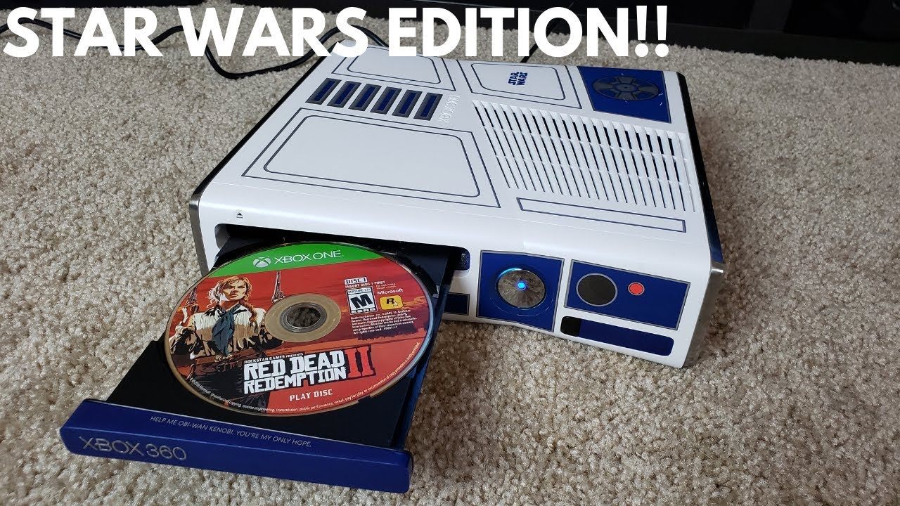 What Happens When You Put a Foreign Disc in a GameStop Refurbished XBOX  360??