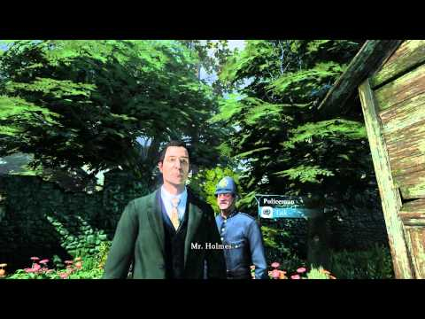 Sherlock Holmes Gameplay and Commentary