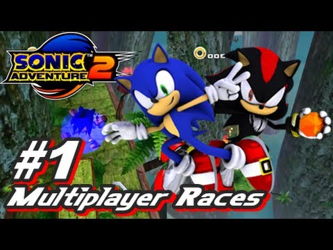 Sonic Adventure 2 HD - Local Co Op Multiplayer #1