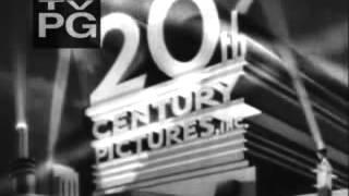 20th Century Pictures,INC. Logo 1929-1935