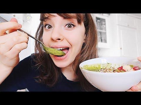 VEGAN Eetdagboek - Wat Ik Eet Op Een Dag | Basimella
