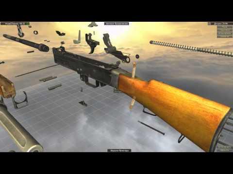 обзор игры мир оружия  (World of Guns) вконтакте