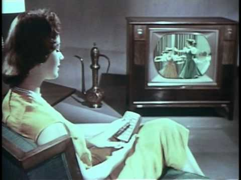 The First Television Remote Control! 1961