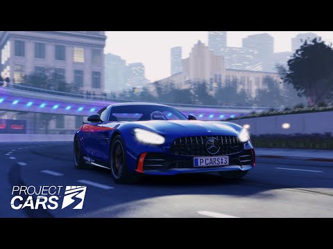 Project CARS 3 - Reveal Trailer - PS4 / Xbox1 / PC