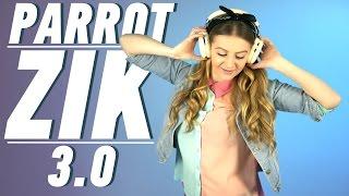 Parrot Zik 3.0: по-настоящему умные наушники - обзор от Ники