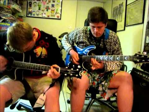 Dude (I Totally Miss You) - Tenacious D (Cover)