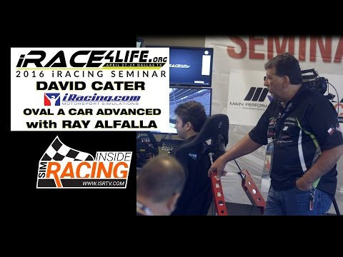 iRacing David Cater & Ray Alfalla A Car Advanced iRace4Life 2016
