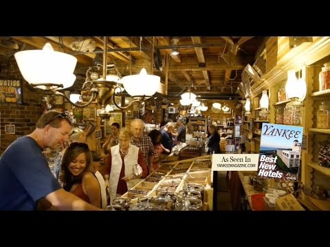 Yankee Magazine visited The Vermont Country Store in Weston, Vermont