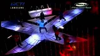 ALEX RUDIART - WE ARE YOUNG by FUN X-FACTOR INDONESIA