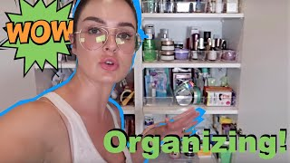 A Day in My Life in LA: Chores & Organising our Los Angeles Apartment \\ Chloe Morello