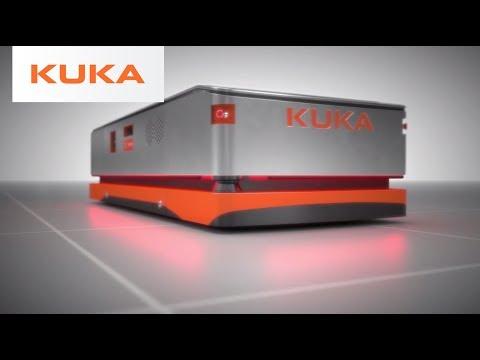 KMP 1500 - Intelligent & Autonomous Mobile Platform