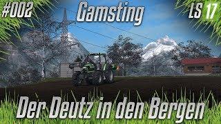 LS17 - Gamsting #002 - Der Deutz in den Bergen [HD] [german]