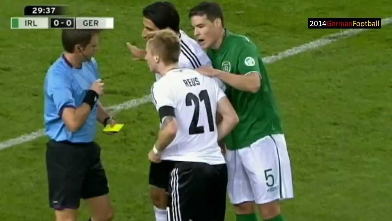 Irland Deutschland 1 6 Rethy Zdf Highlights Wm 2014 Qualifikation