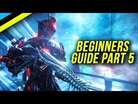 Warframe Beginner Guide