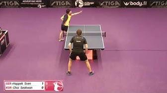 Sven Happek vs Choi Seokwon (Challenger series March 17th 2020 group match)