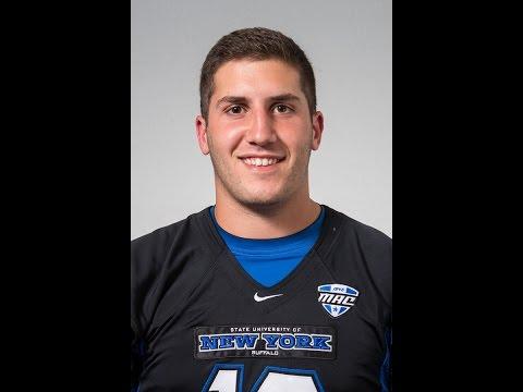 University at Buffalo Football: Joe Licata