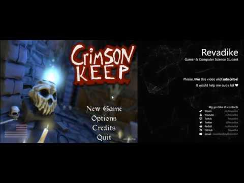 Crimson Keep - Gaming Session [1440p60]  