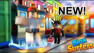 Roblox Blox Surfers NEW!