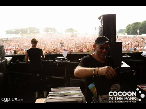 Richie Hawtin & Sven Vath @ Cocoon In The Park by LUCA DEA [2013]
