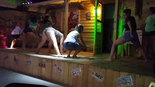 Kickers Country Bar Twerk Contest Aug 3, 2017