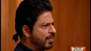 Shah Rukh Khan feels lucky to be launched through a negative role in Darr