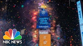 3-2-1: Watch How The World Welcomed 2020 | NBC News