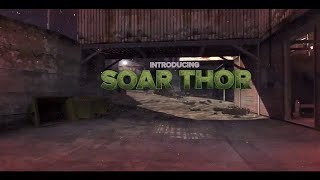 Introducing SoaR Thor - A Call Of Duty Trickshotting Montage