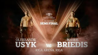 Usyk vs Briedis - WBSS Season I: Cruiserweight SF1