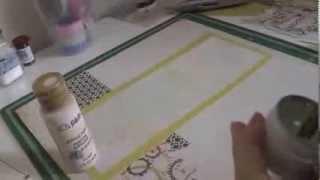 Видео урок: Создание странички по скетчу