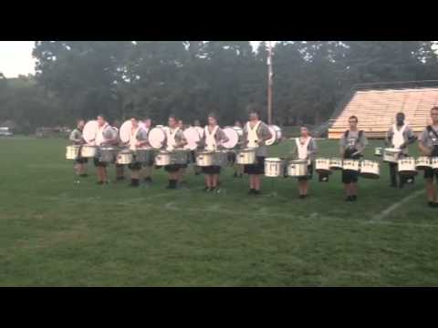 Warren G Harding 2013 Violent Delights percussion feature