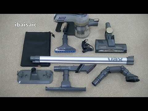 Vax Slim Vac Total Home Cordless Vacuum Cleaner Unboxing & First Look