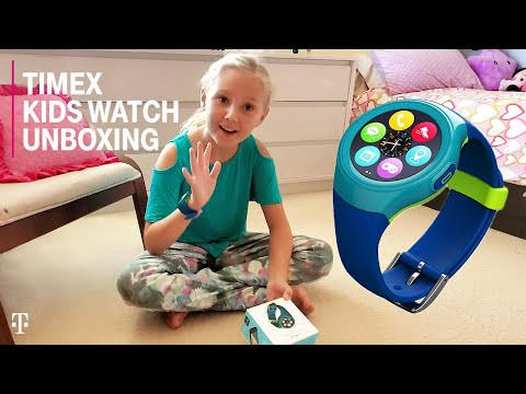 Timex FamilyConnect Smart Watch For Kids Unboxing | T-Mobile