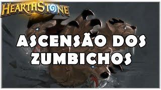 HEARTHSTONE - TAVERNA ASCENSÃO DOS ZUMBICHOS!