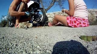 Mallorca Motorbike journey
