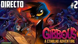 Vídeo Gibbous - A Cthulhu Adventure