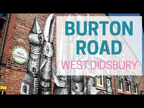 Andy's Guide To Burton Road, West Didsbury