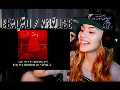 Choice - HÓRUS [ REACT / REAÇÃO ANÁLISE ] - DAIANA ELIZA