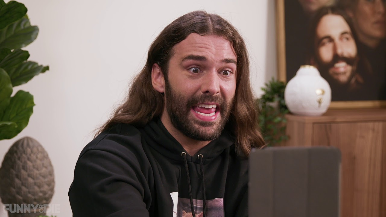 Jonathan Van Ness and Lena Headey talk all things Emmy