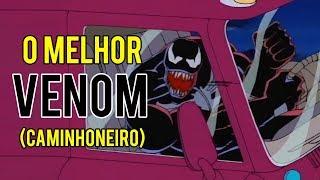 A Origem do Venom no Desenho do Homem-Aranha | ANIMAJON
