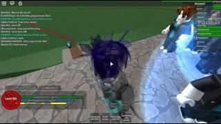 Roblox - Arco degli elementi - Hacker #1