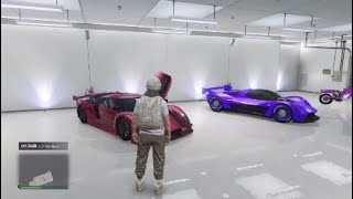 GTA 5 Online - 3 million  spending spree