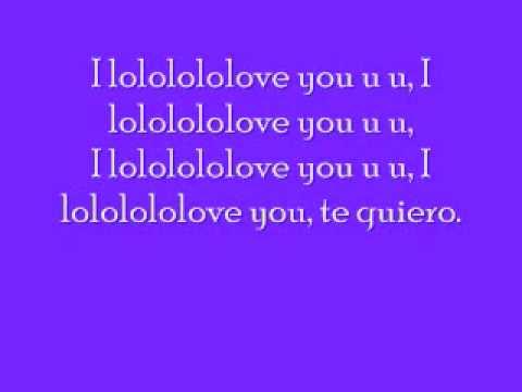 belinda feat pitbull i love you te quiero