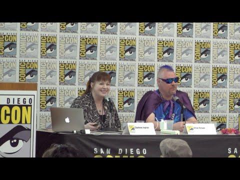 VIZ Media Panel - Comic-Con 2016