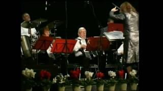 Akkordeonorchester Bremen-Nord! Ungarischer Tanz Nr. 6 von Johannes Brahms