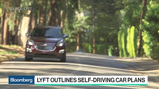 Lyft Outlines Self-Driving Car Plans