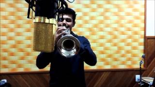 Arde Outra Vez -  Trompete - Luiz Eduardo